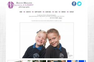 Schools Photography website